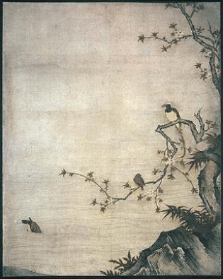 Японский художник Андо Хирошиге.  Картины.