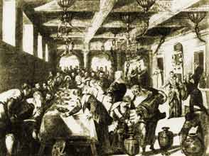 брак в кане галилейской шедевр изобразительное искусство